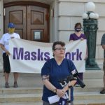 Healthcare Workers Support Mask Mandate