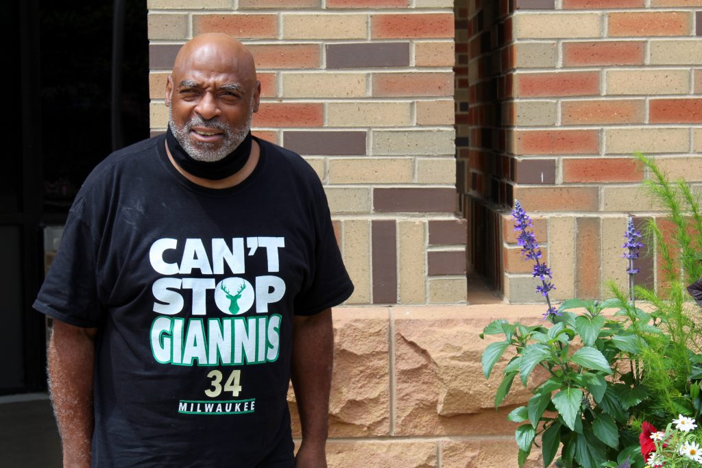 Victor Campbell has spent most his life lending his talents to other musicians. Now he's using them to fight for better efficiency in Milwaukee's emergency social programs. Photo provided by Victor Campbell/NSS.