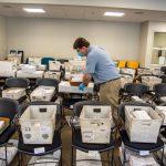 Postal Delays Cause Election Concerns