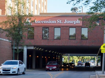 Ascension St. Joe's Adds Four Physicians