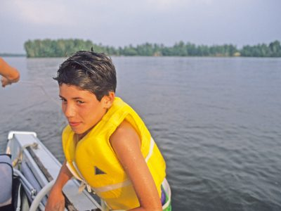 Water Safety Always Starts With A Life Jacket