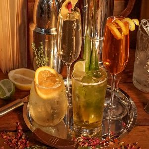 Grab a ticket to Bittercube's virtual cocktail class feat. Photo courtesy of Bittercube.