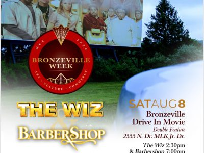 Registration now open for Bronzeville Week drive-in movie night