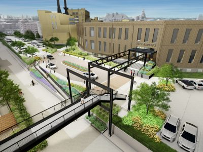 Eyes on Milwaukee: Schlitz Park Being Renovated