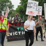 Evictions Rising, Activists Call For Moratorium
