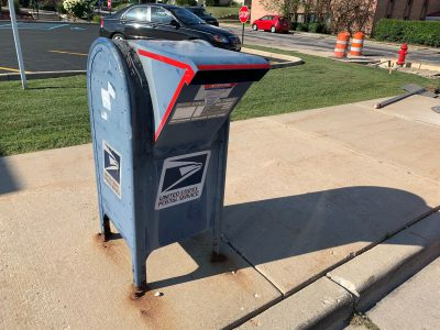 Baldwin Demands Post Office Undo 'Harmful Changes""