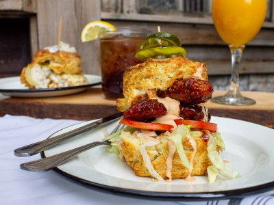 Smoke Shack's Brew City Biscuits Pop-Up Extends Through Septemeber