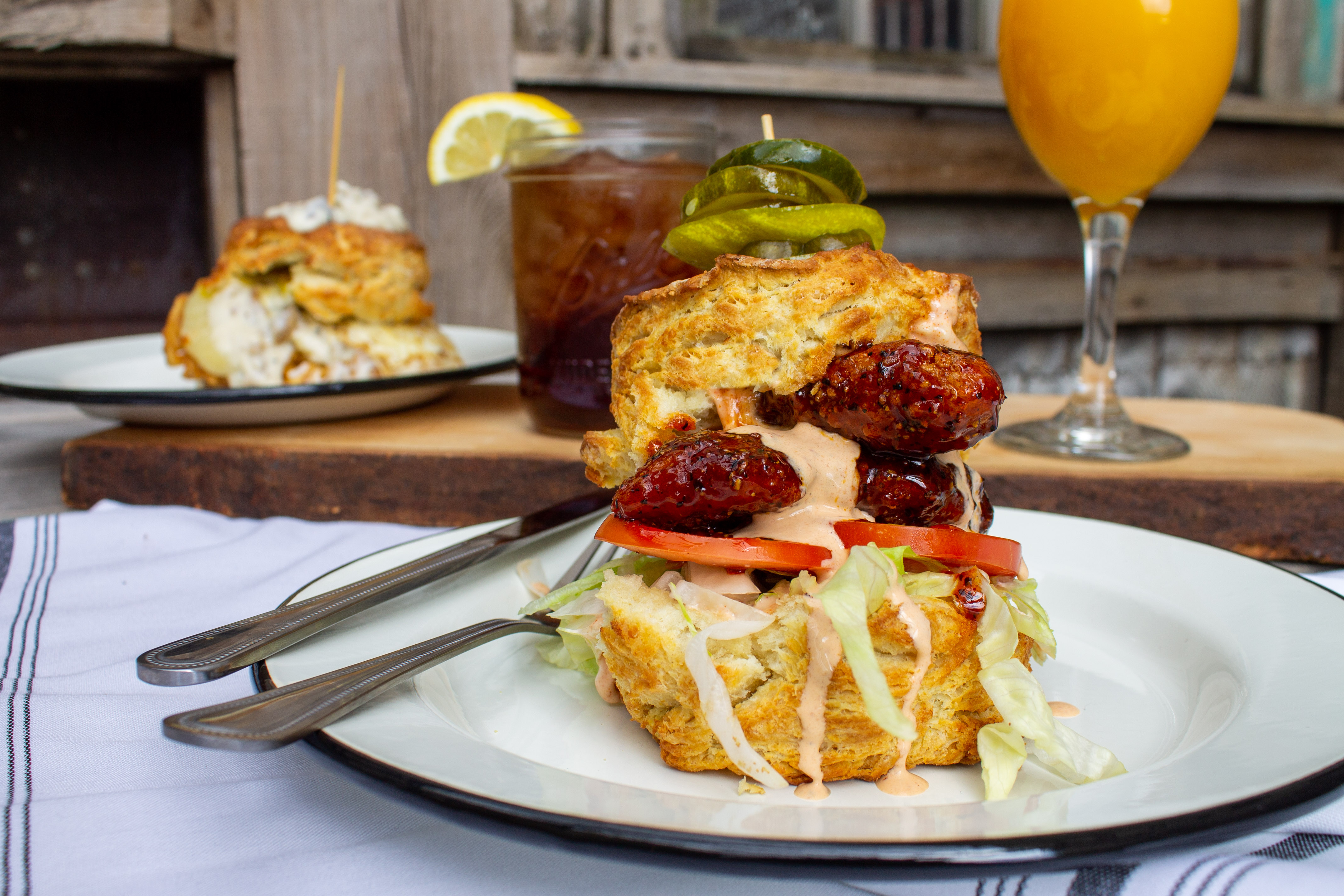 Hospitality Democracy to Launch New Pop-up Brunch Spot Brew City Biscuits this Saturday, August 15