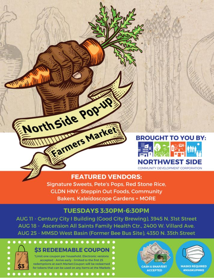 Northside pop-up farmers market begins next week