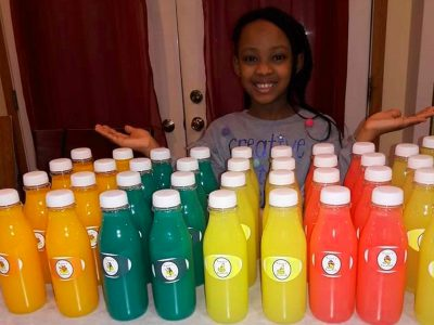 City Business: Kyric's Lemonade Is a Sweet Success