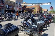 Sturgis Bike Rally 2019. Photo courtesy of Christina Steele - City of Sturgis.