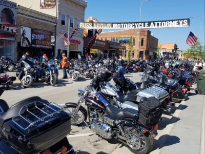 Op Ed: Sturgis Biker Rally A Threat to State