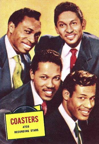 The Coasters. Image is in the Public Domain.