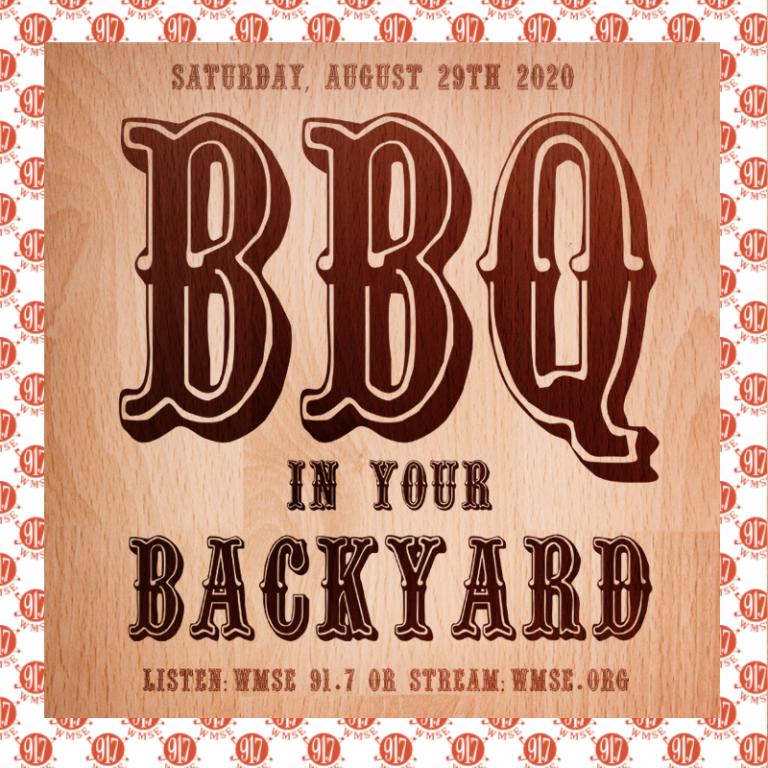 BBQ in Your Backyard