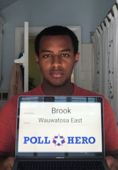 Brook. Photo courtesy of Poll Hero.