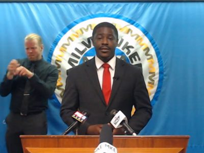 MKE County: Crowley Will Tackle Systemic Injustice