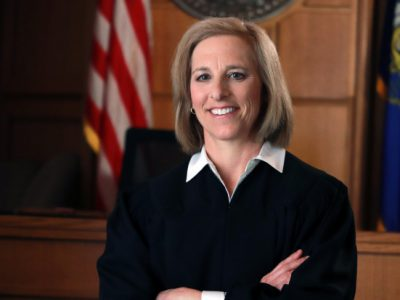 Jill Karofsky Sworn Into Wisconsin Supreme Court