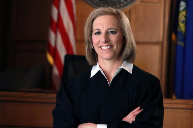 Jill Karofsky. Photo courtesy of Jill Karofsky's campaign.