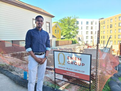 Eyes on Milwaukee: Michael Emem's Rising Real Estate Career