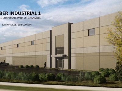 Plats and Parcels: Spec Industrial Building Planned for Granville
