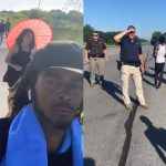 Protest Day 75: Frank Nitty, Tory Lowe Arrested Marching in Rural Indiana