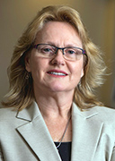 Sandra Hunter.