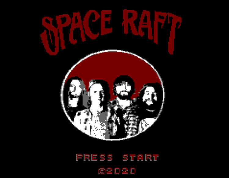 Space Raft: The Game.