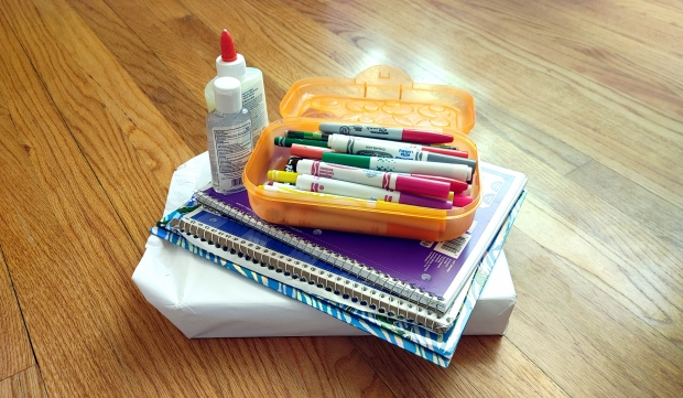 Due to the uncertainty of the upcoming school year, many are delaying back-to-school supply shopping this year. Steven Potter/WPR