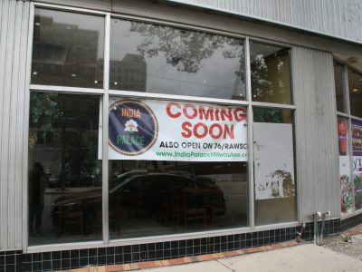 Now Serving: New Indian Restaurant for Downtown