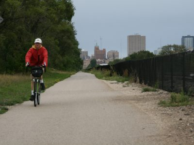 Transportation: City Improving Kinnickinnic River Trail Access