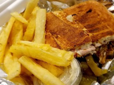 Now Serving: New Cuban Place, New Burger Joint