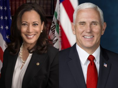 Pence, Harris Campaign in Wisconsin