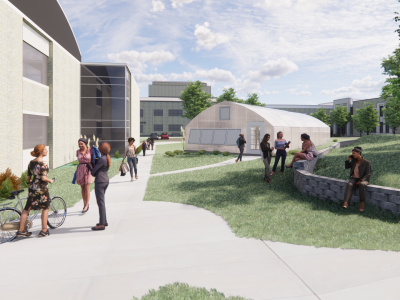 Alverno College, A. O. Smith Foundation Partner to Construct Campus Greenhouse