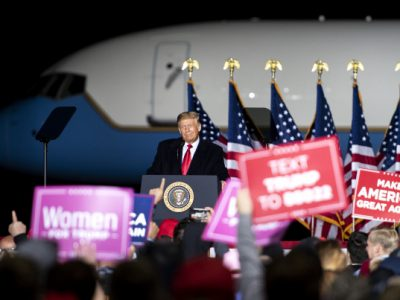 Trump Announces $13 Billion Farm Aid