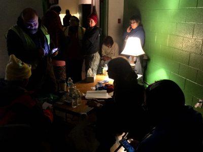 Homeless Providers Brace For The Worst