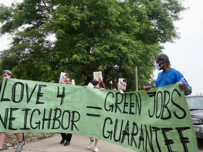 North Side Org Advocates for Climate Equity