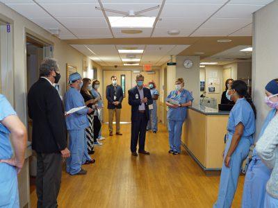 St. Joseph's Opens Maternity Emergency Department