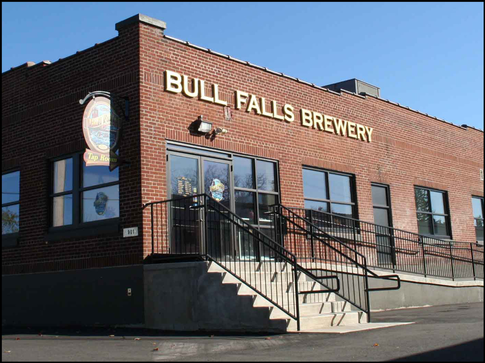 After a successful cleanup of the Wausau Energy Bulk Plant, the property was eventually sold to the Bull Falls Brewery, which describes itself as Wausau's first distributing microbrewery. / Photo Credit: Wisconsin DNR