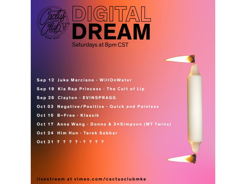 Digital Dream.