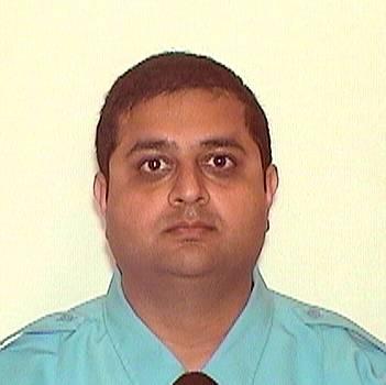 Community Service Officer Naeem Sarosh. Photo from MPD.