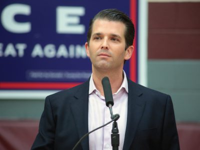 Democratic Party of Wisconsin Statement on Donald Trump Jr. Visit to De Pere