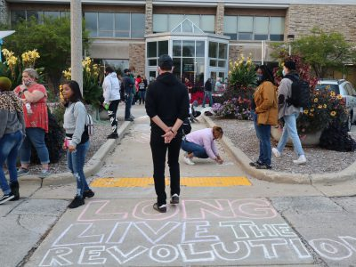 Activists Criticize Tosa PD's Protest Tactics