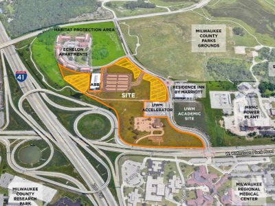 Irgens Buying UWM Research Campus Land