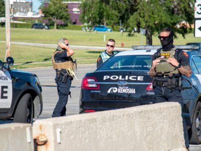 Kenosha DA Won't Charge Cops in Blake Shooting