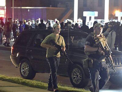 Did Kenosha Cops Push Protesters Toward Militia?