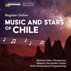 Music and Stars of Chile