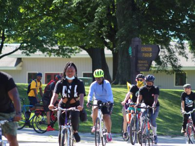 Cyclists Seeks to Normalize Black Ridership