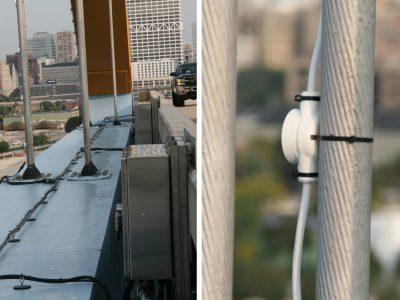 Eyes on Milwaukee: See The Hoan Bridge Lights Installation