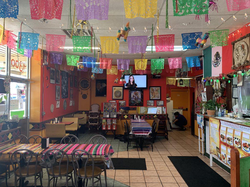 El Tlaxcalteca Restaurant. Photo byJuan Miguel Martinez.