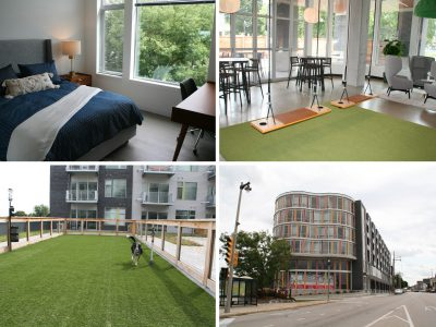 Eyes on Milwaukee: Inside the KinetiK Apartments in Bay View
